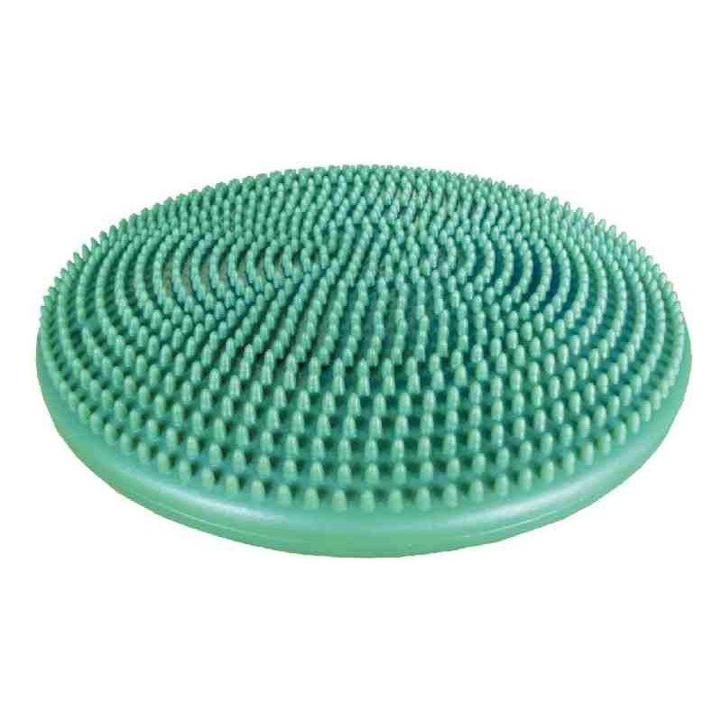 Balanční čočka 35 cm - zelená