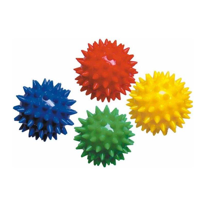 Masážní ježek 5 cm - Extra tvrdý - barvy