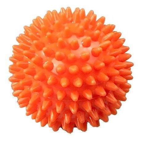Masážní ježek - oranžový