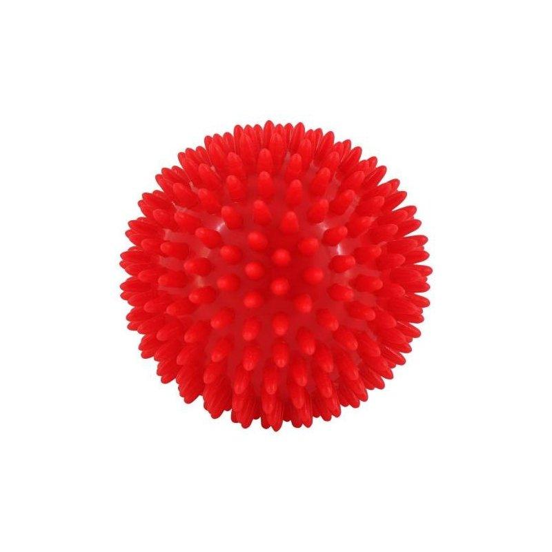 Masážní ježek - červený