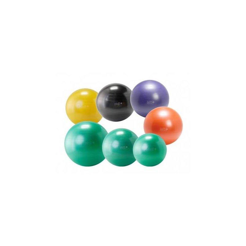 Velké gymnastické míče na cvičení