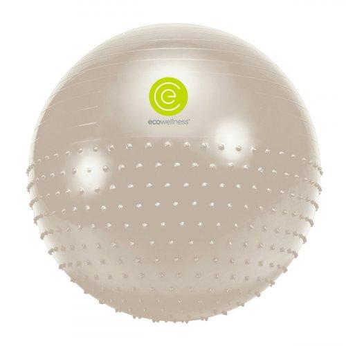 Míč gymball ECO Wellness DUO 65 cm