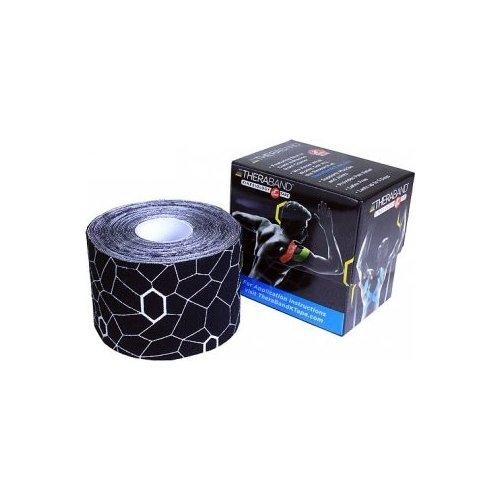 TheraBand™ Kinesiology Tape, černá 5cm x 5m