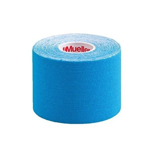 Mueller Kinesiology Tape, modrá tejpovací páska, 5 cm x 5 m