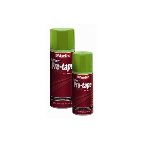 MUELLER Tuffner® Pre-Tape Spray, lepidlo ve spreji, malé