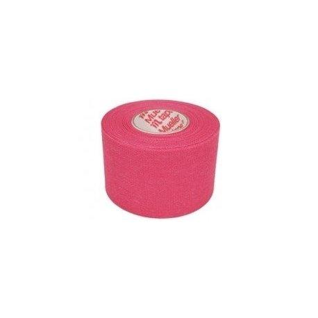 MUELLER MTape® Team Colors, fixační tejpovací páska 3,8cm, růžová