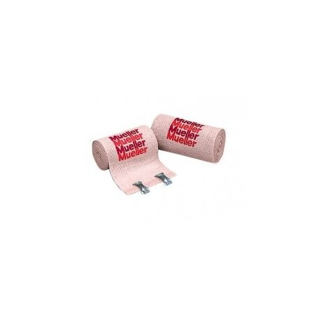 MUELLER Elastic Bandages, elastické obvazy, 10,1cm x 4,5m