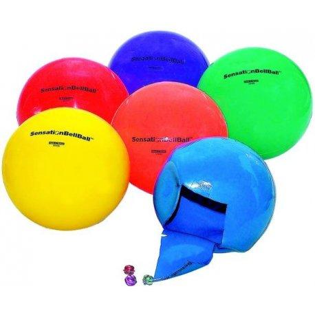 Bell ball míč s rolničkou 18 cm