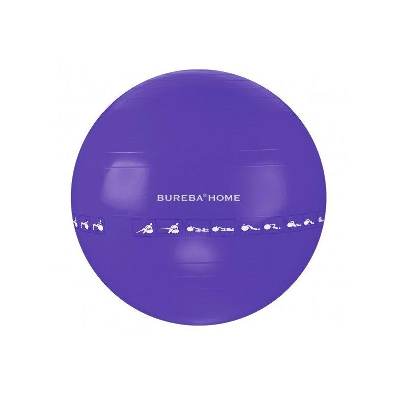 Odolný gymnastický míč Bureba Ball Home