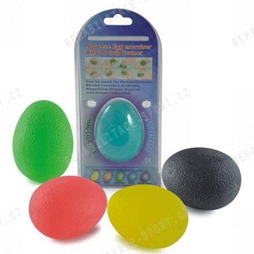 Gel vajíčko - 6 cm - různé tuhosti