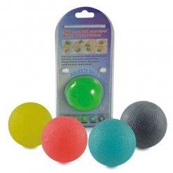Gel míček na cvičení - 5 cm - různé tuhosti