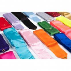 Stuha moderní gymnastika 4 m - různé barvy