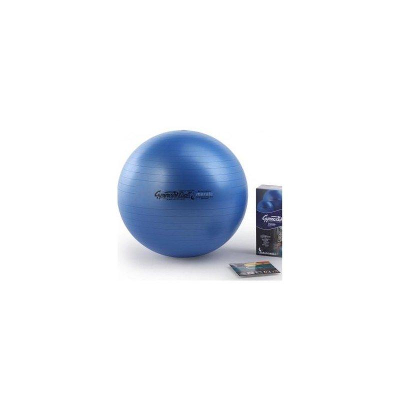 Gymnastikball 65 cm Ledragomma Pezzi