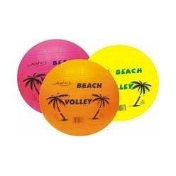 Míč volejbal Beach neon soft guma
