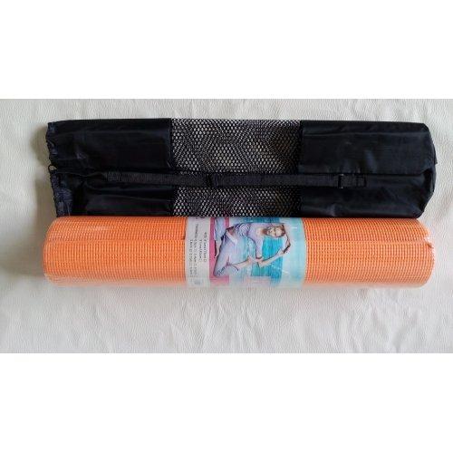 Yoga cvičební podložka 6 mm s taškou i bez tašky - různé barvy