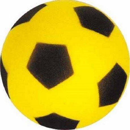 Molitanový soft pěnový míč - 200 mm s prolisem