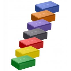 TRENDY SPORT Yoga Block podkládací kvádr - 10 cm