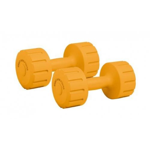 Činka BD 104 2 x 4,0 kg - žlutá