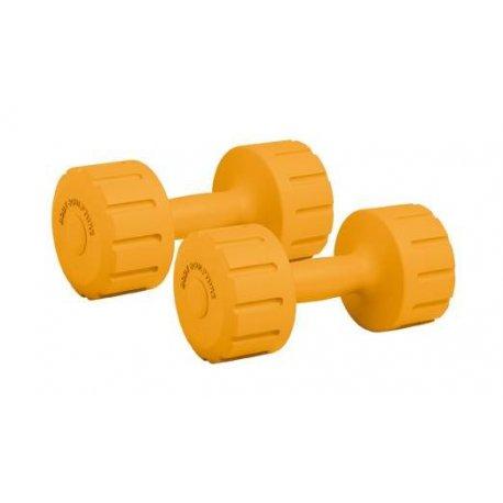 Činka HM 104 2 x 4,0 kg - žlutá