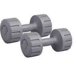 Činka BD 105 2 x 5,0 kg - šedá