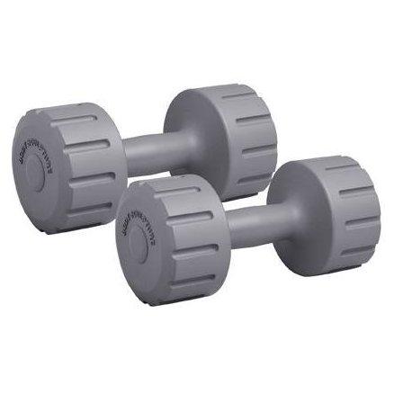 Činka HM 105 2 x 5,0 kg - šedá