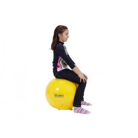 Sit'n'Gym Junior 45cm - Gymnic - žlutý