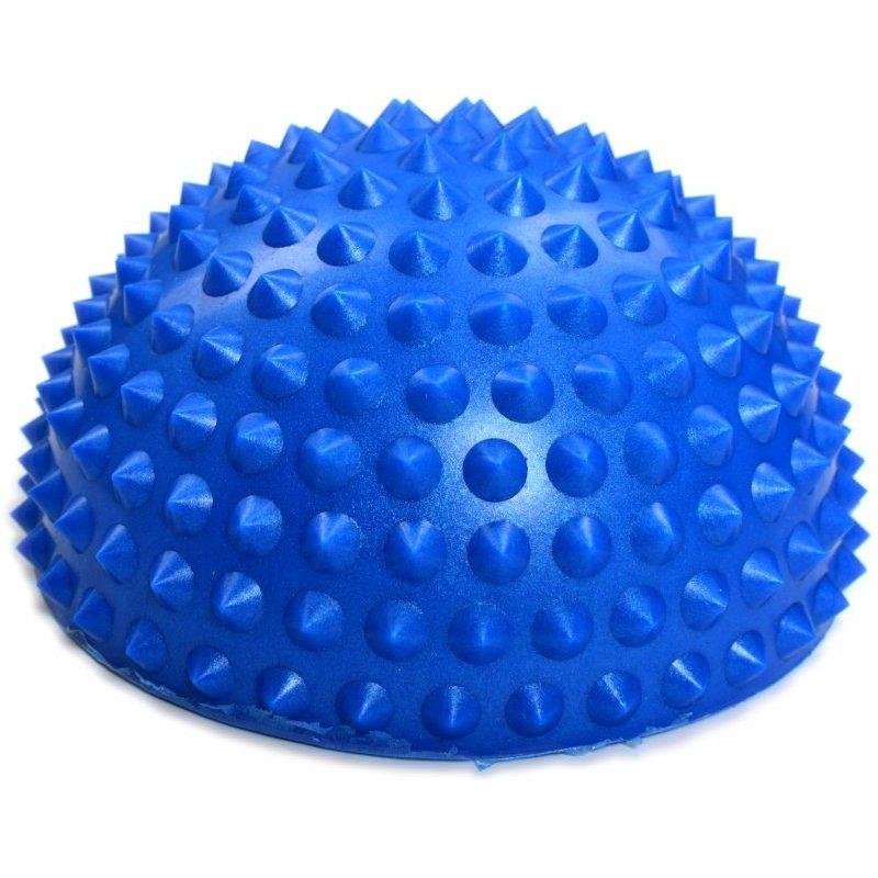 Senso kopule BR - modrá čočka s masážními výstupky