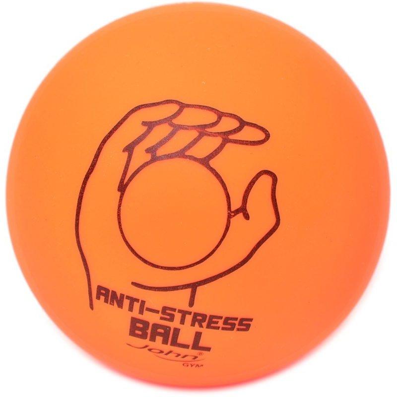 Antistressball 7 cm - JOHN - různé barvy