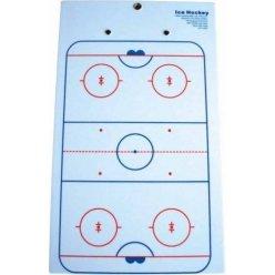 Tabulka pro trenéra hokej