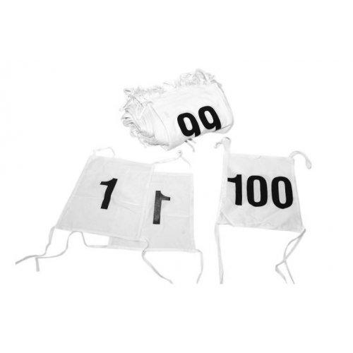 Startovní čísla 1-100