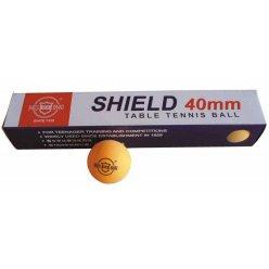 Míčky stolní tenis Shield oranžové 6ks pp míčky