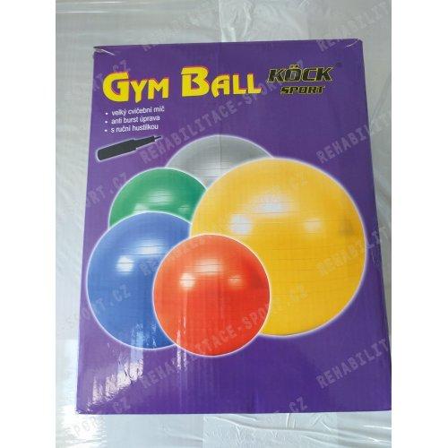 GYM Ball 85 cm - odolné ABS provedení