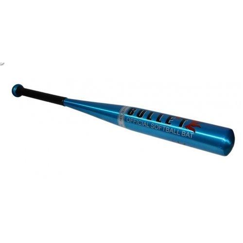 Pálka Bullet ALU - baseball kovová - různé délky