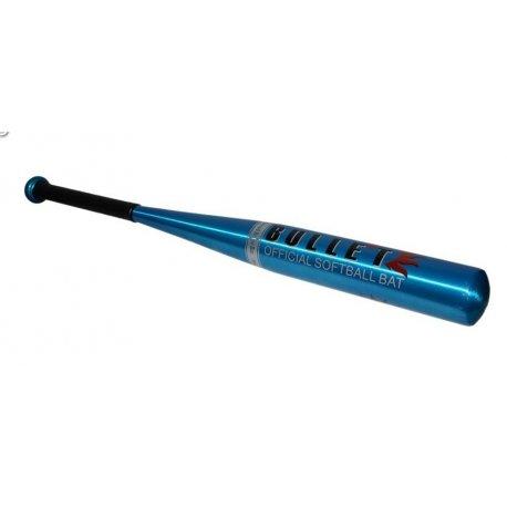 Pálka Bullet ALU 28 palců / 70cm baseball kovová