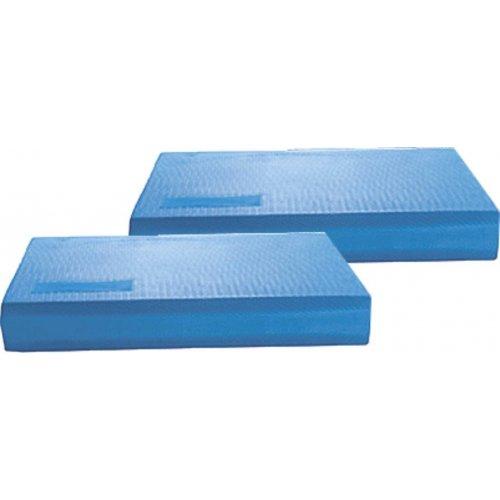 Set pěnových balančních podložek - dva kusy 39 x 23.5 x 5.8 cm