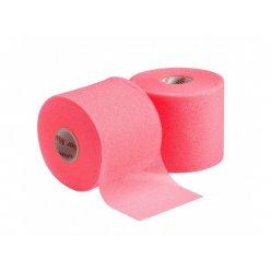 MUELLER MWrap® Colored, podtejpovací molitanová páska růžová 7cm x 27,4m