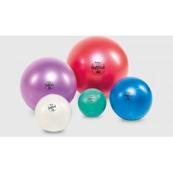 Aerobic Ball, Soffball Maxafe 26 cm - LEDRAGOMMA