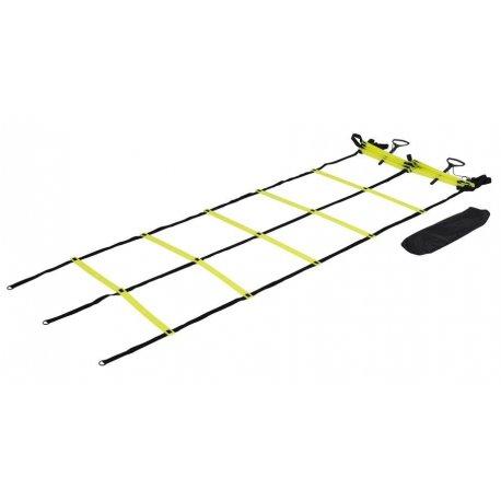 Double žebříček pro běh - frekvenční 4,5 m šířka 80 cm