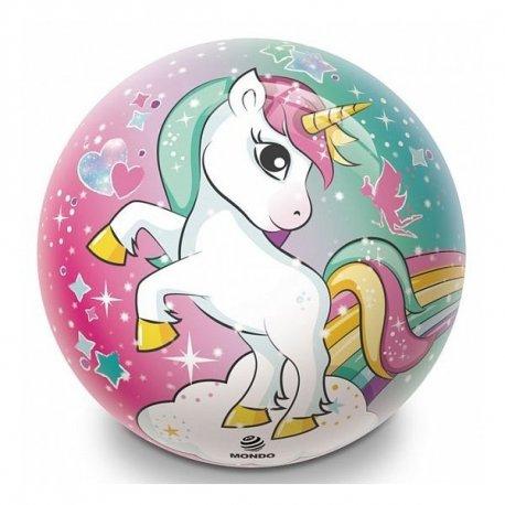 Dětský míč Jednorožec - 23 cm