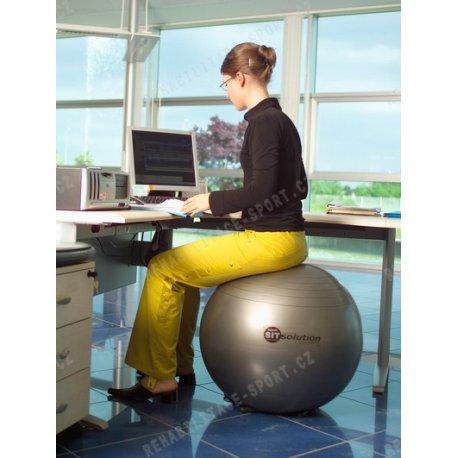 Sit Solution Maxafe 55 cm - LEDRAGOMMA - značkový míč na sezení
