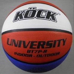 Basketbalový míč University color vel. 7