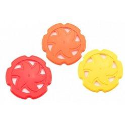 Létající talíř Frisbee 22 cm - mix barev