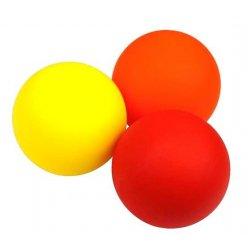Trendy Tres Forca Set - masážní míčky sada 3 ks, 3 tvrdosti