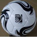 Míč fotbalový MATCH FIFA approved kopaná