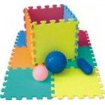 Molitanové sestavy, plastové stavebnice, pěnové puzzle
